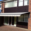 6 metre 1710 awning installed in Ipswich, Suffolk.