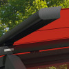 8850 Awning with indented rails